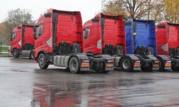 Kravu pārvadātājs 'Kreiss' mērķē uz Vācijas tirgu