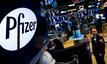 Dienā, kad paziņotas daudzsološās ziņas par vakcīnu, 'Pfizer' vadītājs pārdevis akcijas 5,6 miljonu vērtībā