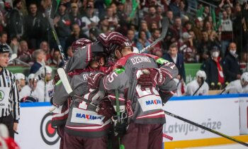 Latvijas hokeja izlase kvalificējas Pekinas olimpiskajām spēlēm