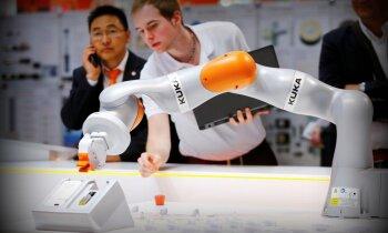 Ķīna (ne)nāk: Kā ķīnieši izpērk Eiropas uzņēmumus