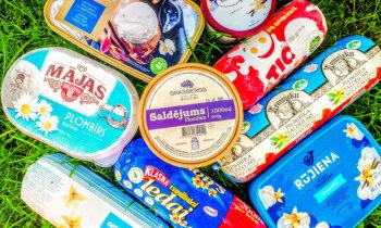 Канонический рецепт или растительный жир? Большой тест пломбира из латвийских магазинов