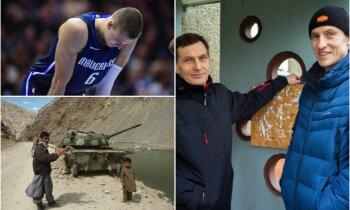 'Delfi plus': NBA 'fizkultūrietis', neuzveiktā Afganistāna un viesstrādnieki Latvijā