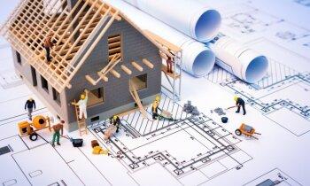 Pieaug būvniecības uzņēmumu īpatsvars, kuri saskaras ar darbaspēka nepietiekamību