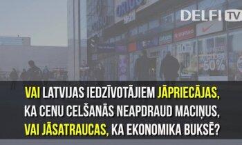 'Delfi' skaidro: Deflācija - kas tas ir par zvēru?