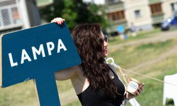 От латышскости до русскости, от пиратства до гомеопатии. Что такое Lampa и зачем туда ехать?