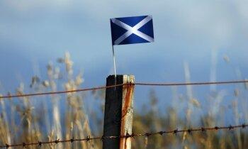 'Delfi' no Strasbūras: Skotija nelūkojas neatkarības virzienā, vēlas īpašu ES statusu