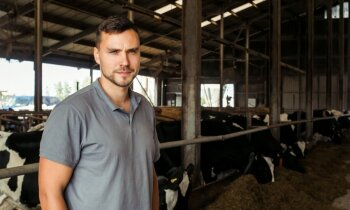 Embriju projekts, vēršu steiku bizness, turēšanās pie dabiskā: Grasbergu zīmols arvien izplešas