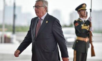 Ir pienācis laiks ES valstīm apvienot militāros spēkus, paziņo Junkers