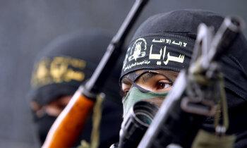 Anticionisma frontē: kas ir palestīniešu grupējums 'Islāma džihāds'