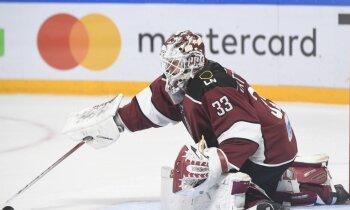 Rīgas 'Dinamo' sezonas tālāko izbraukumu sāk ar atspēlēšanos un zaudējumu 'bullīšos' Habarovskā