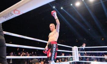 Briedis pārliecinoši nokautē Vācijas bokseri Mannu