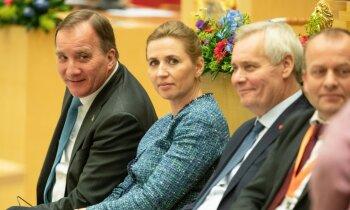Ziemeļvalstu premjeri: klimata pārmaiņas no politiskās dienas kārtības nepazudīs