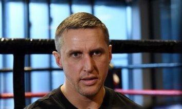 Slogs izrādījās par lielu – Kleina atziņas pēc talantīgā boksera Volkova pirmās cīņas