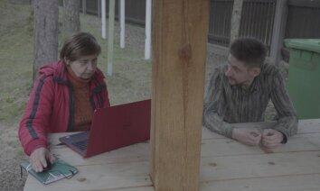 Trauslās robežas. Ievas Ozoliņas filmas 'Dotais lielums: mana māte' apskats