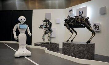 Jauno laikmetu sagaidot. 'Domuzīmes' diskusija par tehnoloģiju attīstību un nākotni