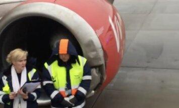 'Lada' komandas lidmašīnas incidents Rīgā: policija sāk kriminālprocesu