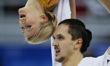 Лучшая российская пара фигурного катания ждет ребенка