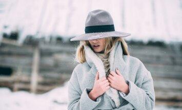 Выбираем зимнее пальто по типу фигуры. Коррекция пропорций с помощью фасона