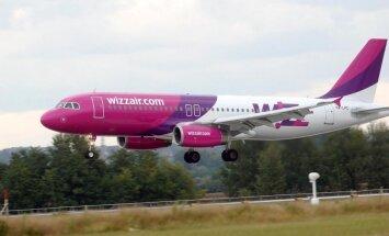 'Wizz Air' atcels papildu maksu par rokas bagāžu; sola jaunus galamērķus
