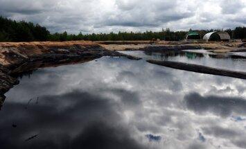 Завершение санации гудроновых прудов может обойтись в 29 млн евро