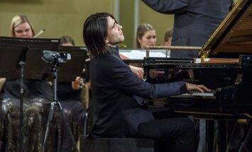 Festivāla 'Avanti!' atklāšanas koncertā muzicēs Georgijs Osokins