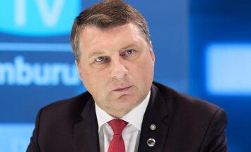 Кучинскис: СЗК поддержит повторное избрание Раймонда Вейониса президентом Латвии