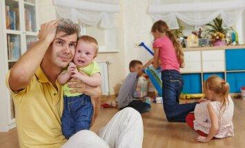 Izaicinājums – priecīgi vecāki: 10 stratēģiski padomi, kas palīdzēs mīlēt sevi