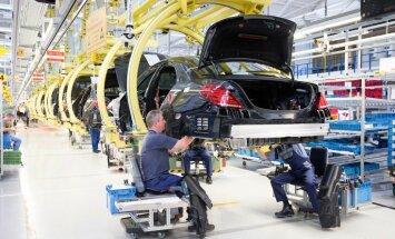 'KamAZ' rūpnīcā vēlas ražot 'Mercedes-Benz' S-klases limuzīnu