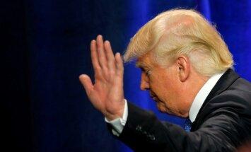 Tramps sola apturēt imigrāciju no valstīm, kas saistītas ar teroraktiem pret ASV
