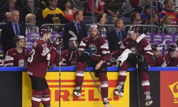 Latvijas hokeja izlase pirms PČ aizvadīs pārbaudes maču ar Kanādu