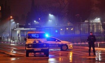 ASV vēstniecībā Melnkalnē noticis sprādziens