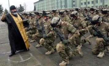 Afganistānā nogalina NATO misijas karavīru no Gruzijas Bebeliašvili