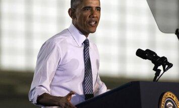 Obama nāk klajā ar jaunu plānu cīņai pret klimata pārmaiņām
