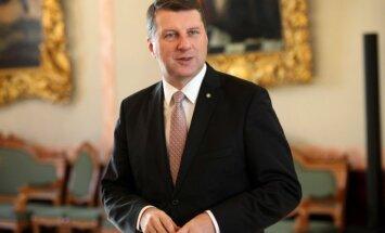 Президент и премьер поздравили православных Латвии с Рождеством