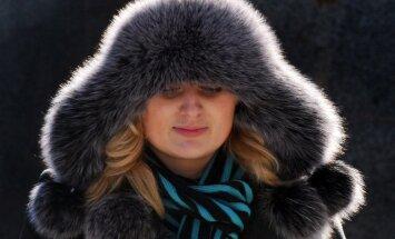 В Латвии вновь ударили морозы: утром в воскресенье до -20 градусов