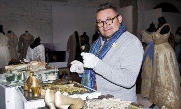 Мода югендстиля в Риге: за кулисами выставки Александра Васильева