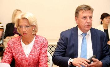 Krievijas prezidenta vēlēšanu rezultāts bija paredzams, uzskata Kučinskis un Mūrniece