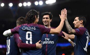 'Saint-Germain' labo Čempionu līgas rezultativitātes rekordu