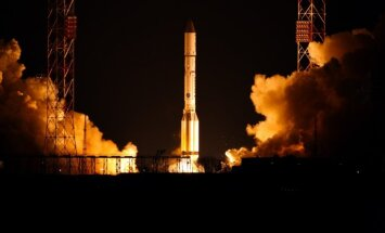 Satelītoperatora SES orbitālais satelīts 'Astra 2G' veiksmīgi nogādāts orbītā