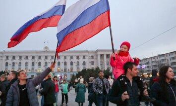 Евросоюз не признал выборы в Крыму, Туск и Могерини не поздравили Путина