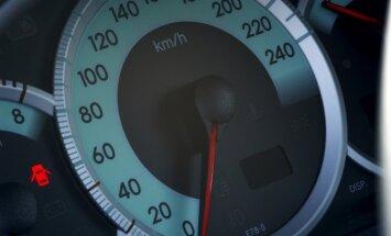 Traģiskajā avārijā Bērzkalnes pagastā iesaistītie notikušajā vaino ātrumu