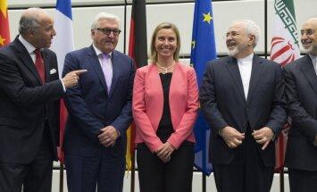 Panākta galīgā vienošanās par Irānas kodolprogrammu