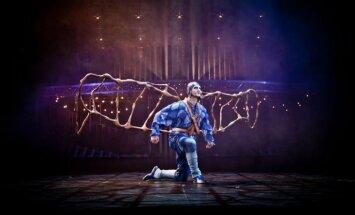 'Cirque du Soleil' ar jaunu izrādi 'Quidam' uzstāsies Tallinā