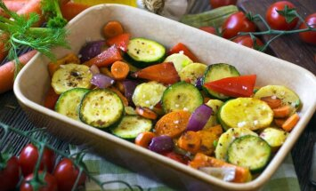 Цены на овощи могут быть немного выше, чем годом ранее