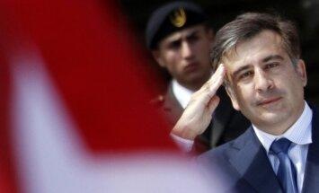 Саакашвили предложил РФ свою отставку в обмен на Абхазию и Южную Осетию