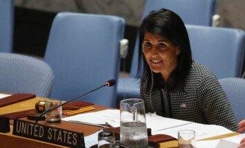 США в Совбезе ООН: Ким Чен Ын напрашивается на войну