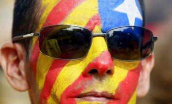 Turpina sarukt atbalsts Katalonijas neatkarībai, liecina aptauja