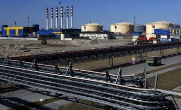 TV3: На хранение резерва нефтепродуктов для Латвии претендует компания друга Путина