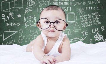 Ģenialitāte – iedzimta vai attīstīta? Mūsdienu bērnu potences kļūt par ģēnijiem