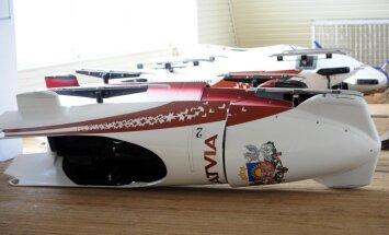 Latvijas bobslejisti pasaules junioru čempionāta dēļ izlaidīs vienu PK posmu